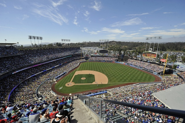 Los Angeles Dodgers Foundation Launches 50/50 Raffle For All Home Games