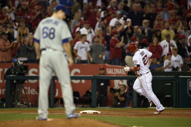 Freeway Series Recap: Mike Trout Leads Angels To Win Over Dodgers