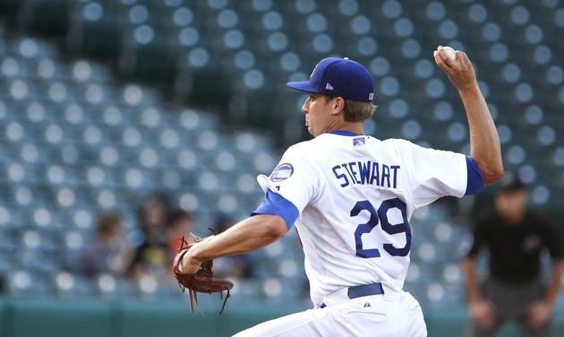 Brock Stewart's Unexpected Rise From A-ball To Dodgers' Rotation