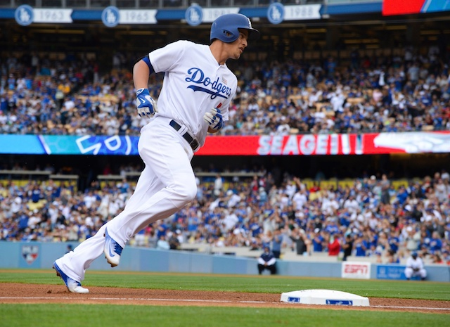 Recap: Corey Seager Hits 2 Of Dodgers' 4 Home Runs To Sweep Braves