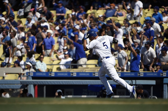 Dodgers News: Corey Seager 'lucky' In 3rd Career Multi-home Run Game