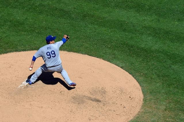 Dodgers News: Brandon Mccarthy And Hyun-jin Ryu Face Long Road Ahead