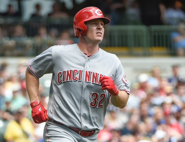 Examining Pros And Cons Of Dodgers Potentially Trading For Jay Bruce
