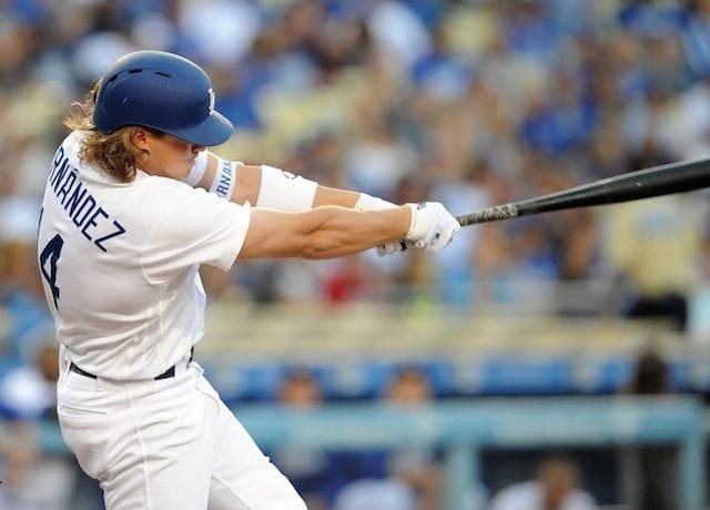 Kiké Hernandez, Dodgers