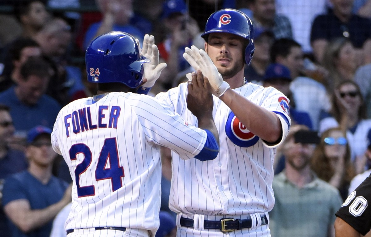 Jon Lester Throws Complete Game, Kris Bryant's Home Run Enough For Cubs To Beat Dodgers