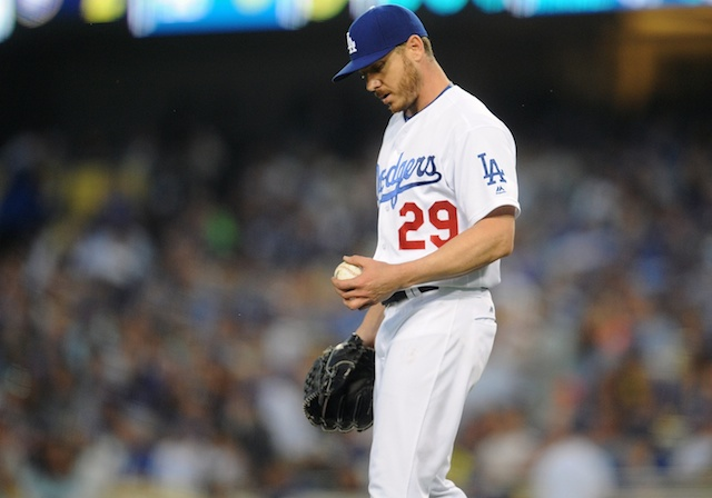 Dodgers News: Scott Kazmir Perplexed By Continued Struggles In First Inning