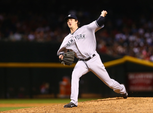 Dodgers Rumors: L.a. 'intrigued' If Yankees Decide To Trade Andrew Miller