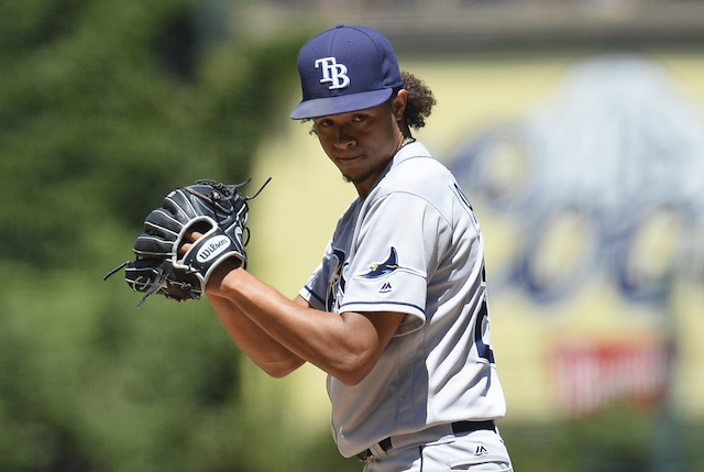 Preview: Rays' Chris Archer Faces Dodgers In What May Be Final Audition