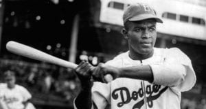 Jackie Robinson, Brooklyn Dodgers, Los Angeles Dodgers