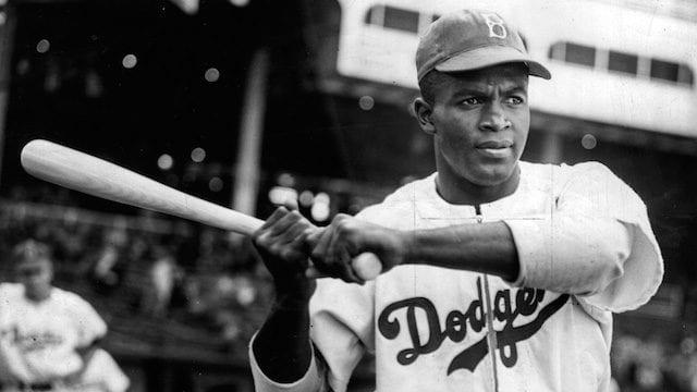 Jackie Robinson, Brooklyn Dodgers, Los Angeles Dodgers