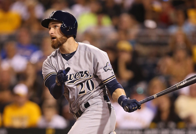 Dodgers Rumors: L.a. Discussed Trade With Brewers Jonathan Lucroy