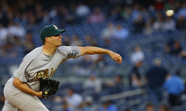 Dodgers Rumors: Package Trade For Rich Hill And Josh Reddick Discussed With A's