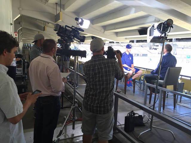Dodgers News: Sportsnet La Wins 5 Los Angeles Area Emmy Awards