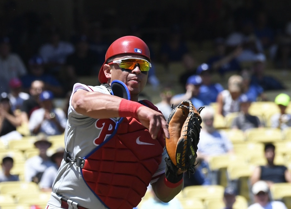 A.j. Ellis Trade Shocking, But Carlos Ruiz Brings Needed Value To Dodgers