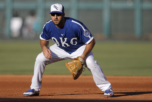 Dodgers Call Up Rob Segedin From Oklahoma City, Option Chris Taylor