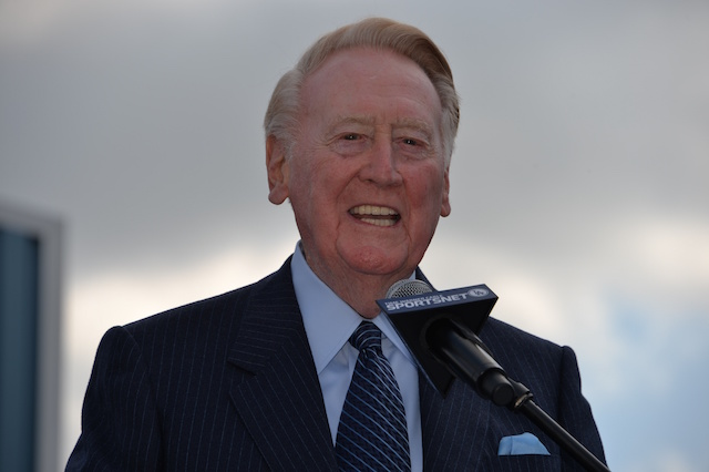 Dodgers News: Vin Scully Commemorative Coin Giveaway Scheduled For Sept. 24