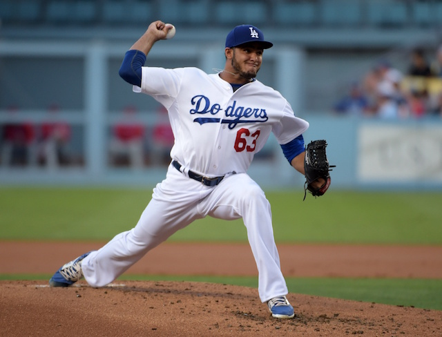 Dodgers News: Yimi Garcia Likely To Miss Remainder Of 2016 Season