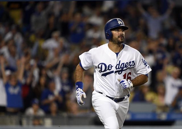 Dodgers Videos: Joc Pederson, Andre Ethier Hit Back-to-back Home Runs