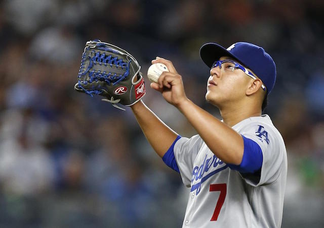 Julio Urias, Dodgers