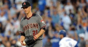 Zack Greinke, Diamondbacks