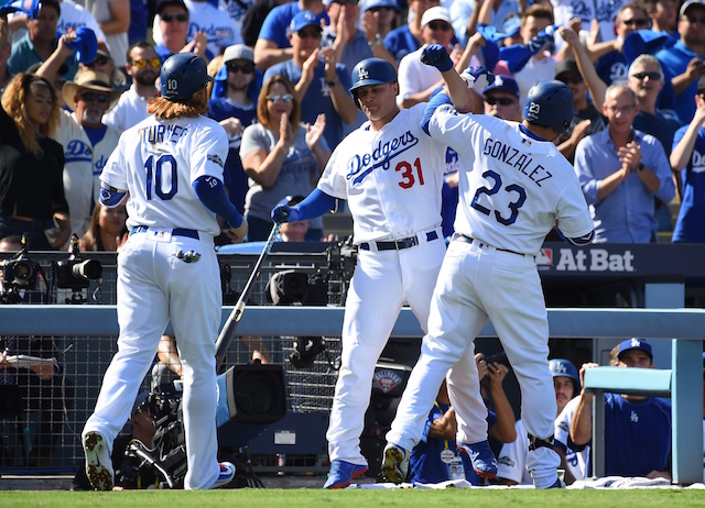Nlds Game 4: Dodgers Overcome 7th Inning Collapse To Force Game 5