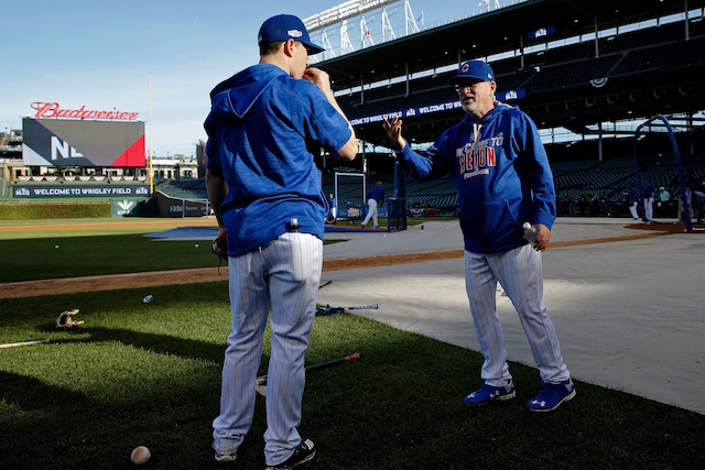 2016 Nlcs: Cubs Add Rob Zastryzny To Postseason Roster As 4th Left-handed Reliever