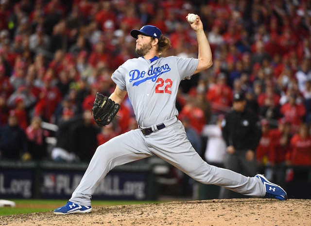 Nlds Game 5: Dodgers Ride Kenley Jansen, Clayton Kershaw Past Nationals And Into Nlcs