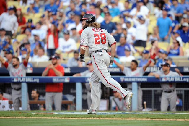 Nlds Game 3: Nationals Explode In 9th, Push Dodgers To Brink Of Elimination