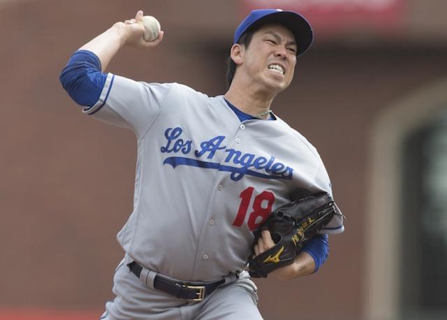Dodgers News: Kenta Maeda Scheduled To Start Series Opener Vs. Giants