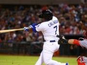 Willie Calhoun, Los Angeles Dodgers, Arizona Fall League