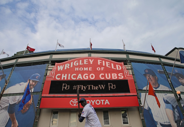 Espn To Nationally Broadcast Cubs 2017 Home Opener Against Dodgers