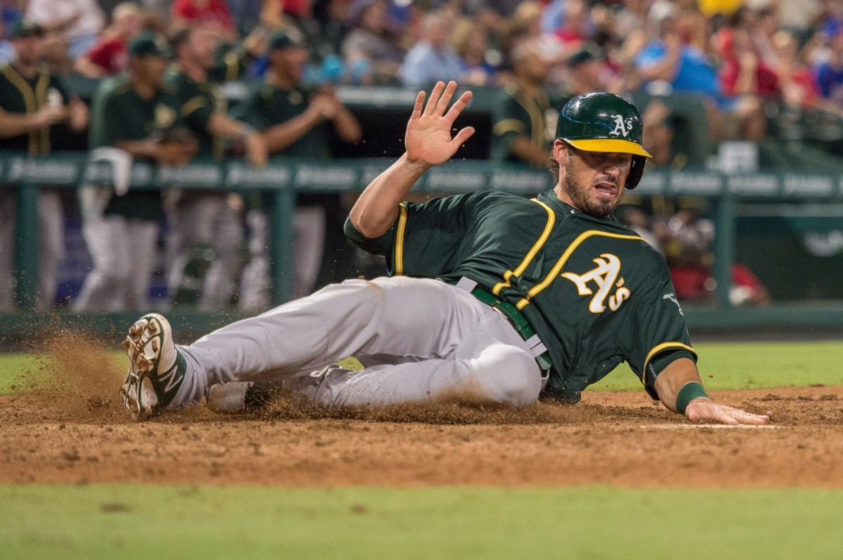 Dodgers Trade Rumors: L.a. To Acquire Outfielder Brett Eibner From Athletics