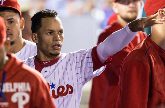 Evaluating Nationals' Wilmer Difo, Phillies' Cesar Hernandez As Options For Dodgers At Second Base
