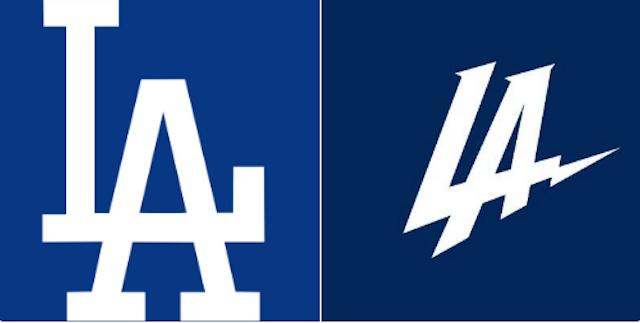 Dodgers News: Los Angeles Chargers Abandon Similar 'la' Logo