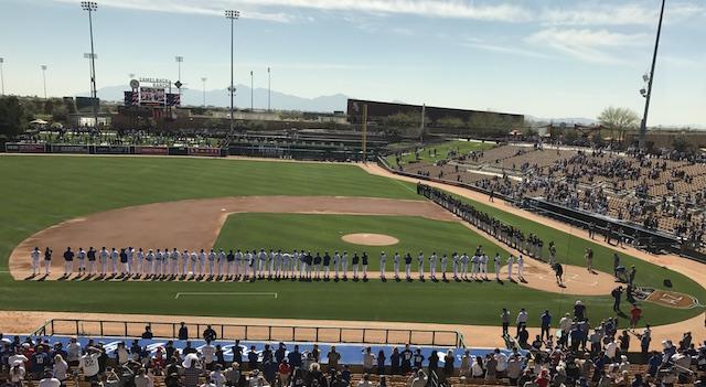 Spring Training Recap: Clayton Kershaw Accomplishes Goal, Brett Eibner Lifts Dodgers To Win