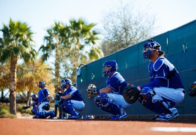 Dodgers-catchers-2017-spring-training