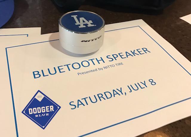 Dodgers giveaways 2018 schedule