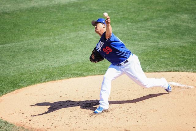 Dodgers Spring Training: Hyun-jin Ryu Feels 'great' Following First Start