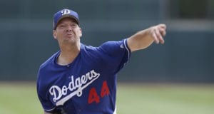 Rich Hill, Dodgers