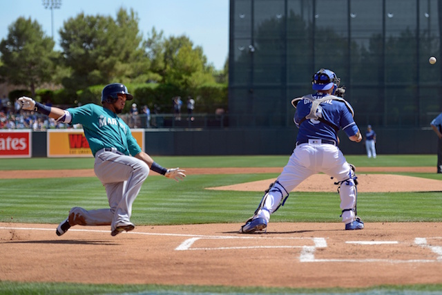 Spring Training Preview: Dodgers Host Mariners In First Split-squad Game Of St. Patrick's Day