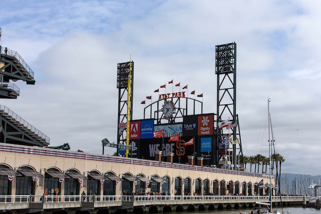 Preview: Dodgers Primed To Snap Losing Streak At At&t Park
