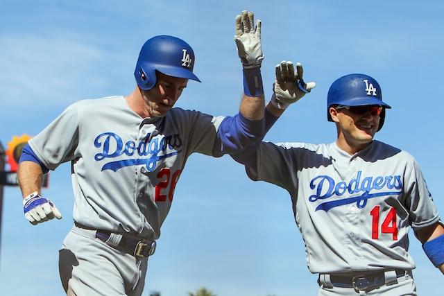 bf5ca8c41bf Dodgers News  Kiké Hernandez Motivated By Mets Fans  Vitriol For ...
