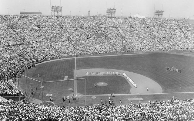 This Day In Dodgers History: L.a. Beats Giants In First Game At Coliseum