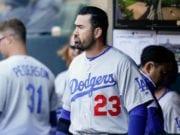 Adrian Gonzalez, Dodgers, Coors Field