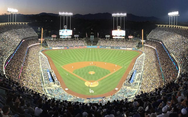 Dodger Stadium, Los Angeles Dodgers