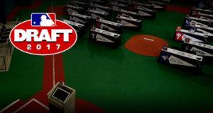 2017 MLB Draft logo.
