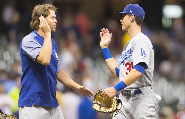 Cody-bellinger-clayton-kershaw