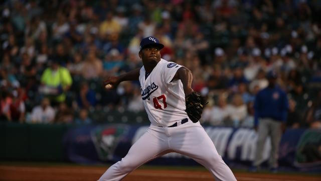 Dodgers News: Fabio Castillo Called Up, Immediately Optioned To Oklahoma City