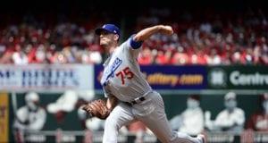 Grant Dayton, Los Angeles Dodgers