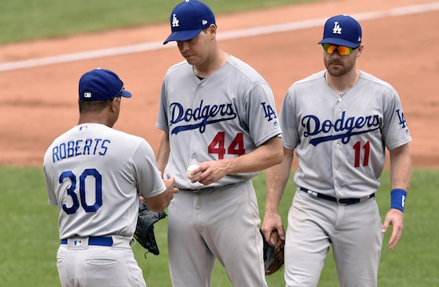Dodgers Injury Update: Logan Forsythe To Go On Eventual Rehab Assignment, Rich Hill Scheduled For Simulated Game
